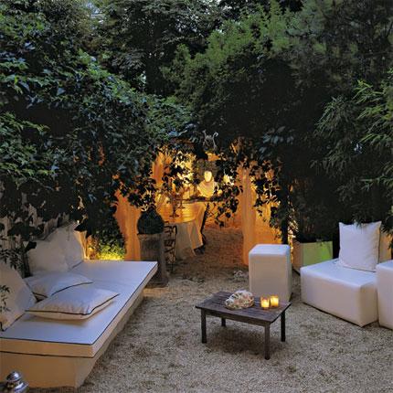 Jardiner a f cil algunas ideas para jardines peque os for Ideas jardines pequenos