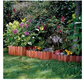 Jardiner a f cil acondicionamiento de canteros - Como disenar un jardin exterior ...