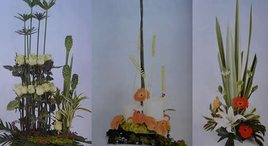 Ideas para hacer arreglos con flores naturales