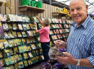 ahorra dinero compra semillas