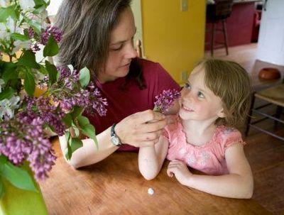 que flores elegir para decorar la habitacion de los ninos