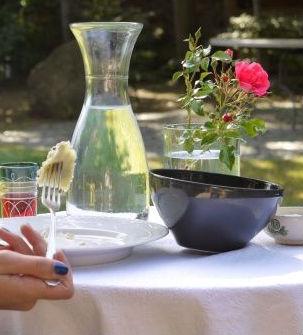Ideas para el patio y el jardin de verano