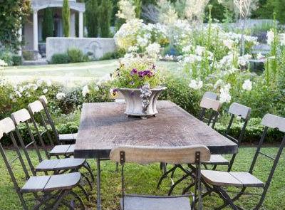 mesa jardin amplia