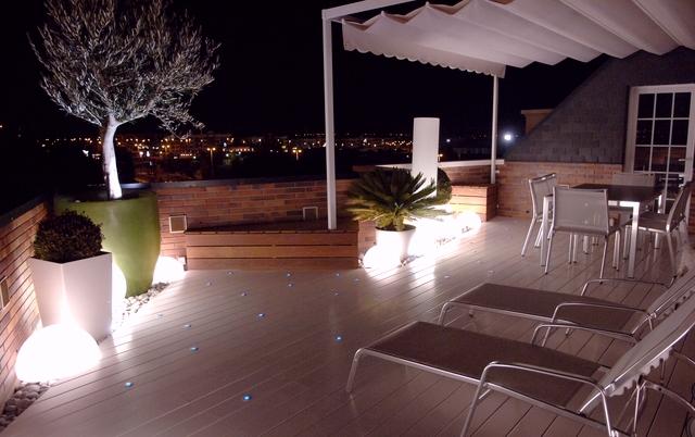 Jardiner a f cil dise o terraza sorolla blog de jardiner a - Diseno de terraza ...