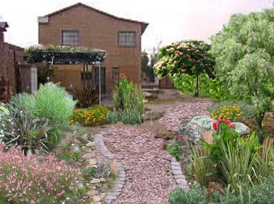 Jardiner a f cil jardin sostenible blog de jardiner a for Jardines 300 metros cuadrados