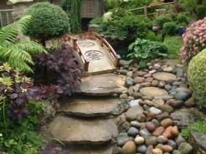 """Jardín Estilo Japonés"""