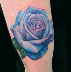 """""""Ansiadas Rosas Azules"""""""