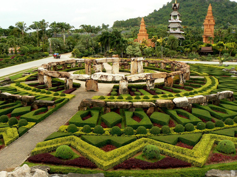 Jardiner a f cil 10 blog de jardiner a for Jardines italianos