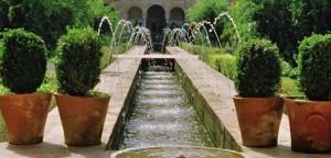 """""""Jardines de la Alhambra, Paraísos de España"""""""