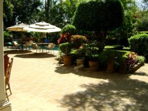 """""""Un Jardín de Lujo en Casa"""""""