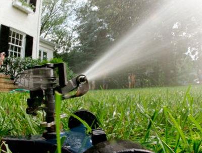 Sistemas de riego de jardin